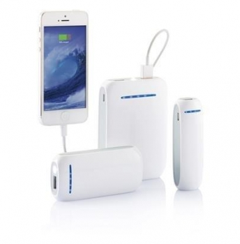 POWERBANKS  10000-4400-2600 mAh