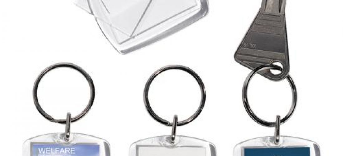 Sleutelhanger inlay