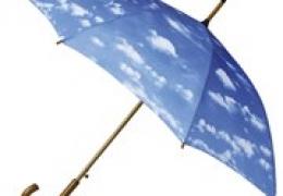 Paraplu wolk